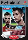 Pro Evolution Soccer PES 2008 PS2 Playstation 2