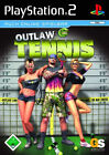 Outlaw Tennis PS2 Playstation 2