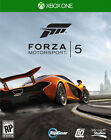 Forza Motorsport 5 (Microsoft Xbox One, 2013) Brand New / Sealed