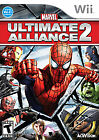 Marvel: Ultimate Alliance 2 (Nintendo Wii, 2009)