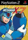 MegaMan X7 PS2 Playstation 2