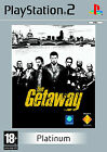 The Getaway Platinum PS2 Playstation 2