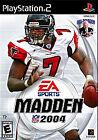 Madden NFL 2004 PlayStation 2 PS2 -- CIB