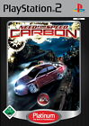 Need For Speed: Carbon Platinum PS2 Playstation 2