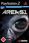Area 51 PS2 Playstation 2 USK 18
