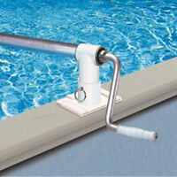 Aboveground Solar Blanket Swimming Pool Reel Up To 18'