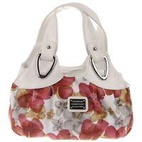 Handtasche Frauen PU-Leder Beutel Einkaufstasche Handtaschen Schultasche P5Y6
