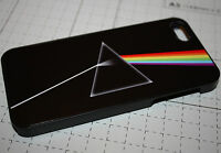 Custom Pink Floyd dark side of the moon apple iphone 4 4s 5 5s Back case cover