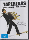 TAPEHEADS-JOHN CUSACK/TIM ROBBINS-COMEDY-SEALED DVD