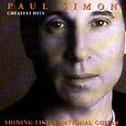Paul Simon - Greatest Hits (Shining Like a National Guitar, 2000) CD Best Of