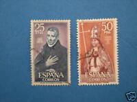 Spanish Stamps - Spainish Celebrities