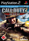 Call Of Duty 2 - Big Red One Platinum PS2 Playstation 2 USK 18