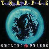 Smiling Phases by Traffic (CD, Apr-1992, Island (Label)) NO BACK INSERT