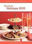 Martha's Holidays 2005 Martha Stewart 3 DVD Collection New/Sealed Free Shipping