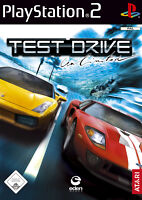 Test Drive Unlimited Limited Steelbook Edition PS2 Playstation 2