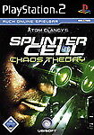 Tom Clancy's Splinter Cell: Chaos Theory PS2 Playstation 2