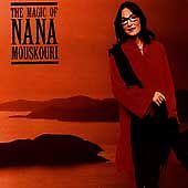 CD ALBUM - Nana Mouskouri - Magic of (1988)