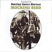 BARCLAY JAMES HARVEST MOCKING BIRD CD