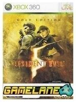Resident Evil 5 -- Gold Edition (Microsoft Xbox 360, 2010)E0297