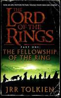 LORD OF THE RINGS 1 by J. R. R. Tolkien - PBK/FREE P&P