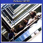The Beatles - The Beatles 1967-1970  (1994) Blue Album Fatbox 2CD Best/Greatest
