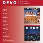 Devo - Oh No It's Devo / Freedom Of Choice (1993) CD  Virgin