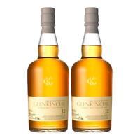 Glenkinchie 12 Years Jahre Single Malt Whisky Scotch 2er Alkohol 43% 700ml