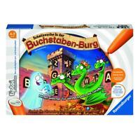 Ravensburger tiptoi Schatzsuche In Der Buchstabenburg Lernspiel Lernsystem Spiel