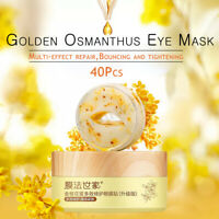 Golden osmanthus Eye Mask Eye Patches For The Eye Anti-Wrinkle Anti-Aging Remove