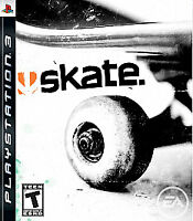 Skate (Sony PlayStation 3, 2007)  DISC ONLY  SKATEBOARDING FAST SHIPPING PS3