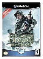 Nintendo GameCube Medal of Honor Frontline Game (Disc Only) w/90 Day Warranty