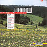 VARIOUS - MEDITATION - CLASSICAL RELAXATION -  CD