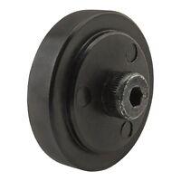 """8020 Nylon 1.5"""" Transitional Roller Wheel 10 S 2282 N"""