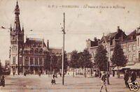 CPA Tourcoing Bourse et Place de la République (p84033)