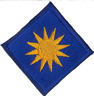 40TH INFANTRY DIVISION UNIT PATCH WWII (ORIGINAL)