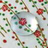 "20 QTY - 25mm 1"" Inch PRO DOME CIRCLE Glass Photo Pendant Jewelry Cabochon Tile"