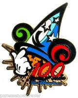 WDW 100 Years of Magic: Sorcerer's Hat Logo Pin