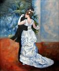 Quality Oil Painting Repro Renoir, Pierre-Auguste Dance in the City 20x24in