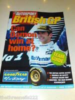 AUTOSPORT BRITISH GRAND PRIX 1994