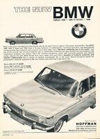 1964 BMW 1800 1500 TI Sport Classic Advertisement Ad