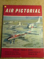 AIR PICTORIAL - FRENCH ISSUE - June 1963 Vol 25 # 6