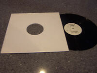 "Busta Rhymes ""Test Pressing From Wea Manufacturing"" LP"