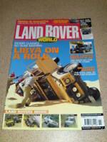 LAND ROVER WORLD - LIBYA - Nov 2004 # 129