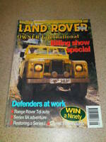 LAND ROVER OWNER INTERNATIONAL - DEFENDERS - Sept 1994