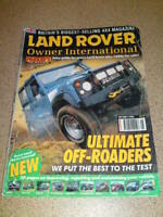 LAND ROVER OWNER INTERNATIONAL - UKRAINE - Aug 1994
