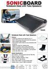 Brand New Aidata Comfort Lapdesk with Speakers SB888B