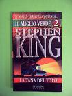 KING*IL MIGLIO VERDE PARTE 2 - LA TANA DEL TOPO - 1°ED.1996