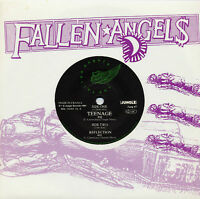 "FALLEN ANGELS Knox of the Vibrators 'Teenage' /'Reflection' 7"" new"
