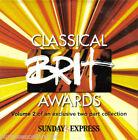 V/A - Classical Brit Awards Volume 2 (UK 12 Tk CD Album) (Sunday Express)