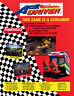 1994 NAMCO ACE DRIVER VIDEO FLYER MINT
